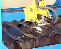 Plasma Cutting Specifications